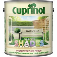 Cuprinol  Garden Shades Colours Paint - 2.5 Litre