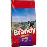 Brandy  Dry Dog Food Complete Original - 15kg