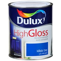 Dulux  High Gloss Colours Paint - 750ml