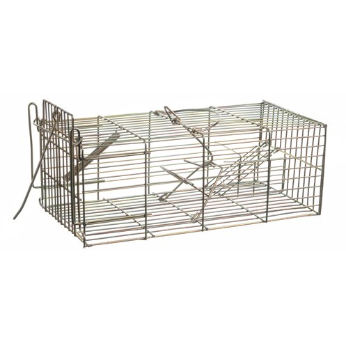 Pest-Stop  Wire Rat Cage - 14in