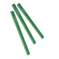 Faithfull  Hard Carpenters Pencils - 3 Pack
