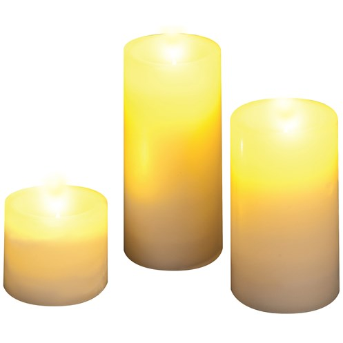 Snowtime  Battery Operated Candles