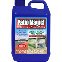 Patio Magic  Algae & Moss Killer - 5 Litre