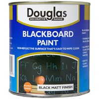 Douglas Decorative Range Blackboard Paint - 500ml