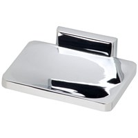 Tema Roma Soap Dish - Chrome