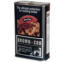 Protim  Brown Wood Preservative - 1 Litre
