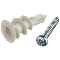 Allgrip  Nylon Plasterboard Fixing