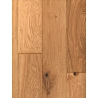 Canadia Montreal Engineered Wood Flooring 16mm - White Textured Matt Oak