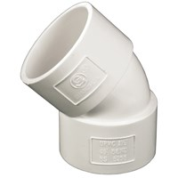 Sanbra Fyffe  45° Bend Pipe Fitting