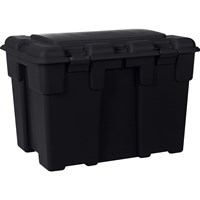 Explorer  Storage Box Black - 185 Litre