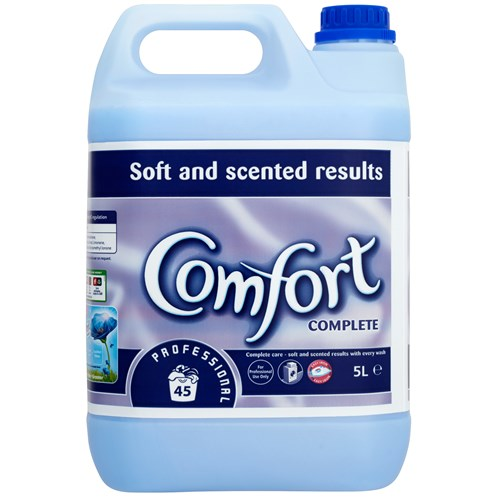 Comfort Complete Fabric Conditioner 5L